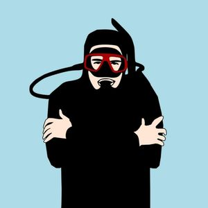 Scuba Diving Hand Signals cold - scubaco diving & travel