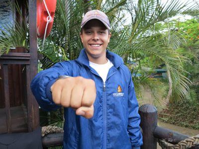 Scuba Diving Hand Signals danger - scubaco diving & travel